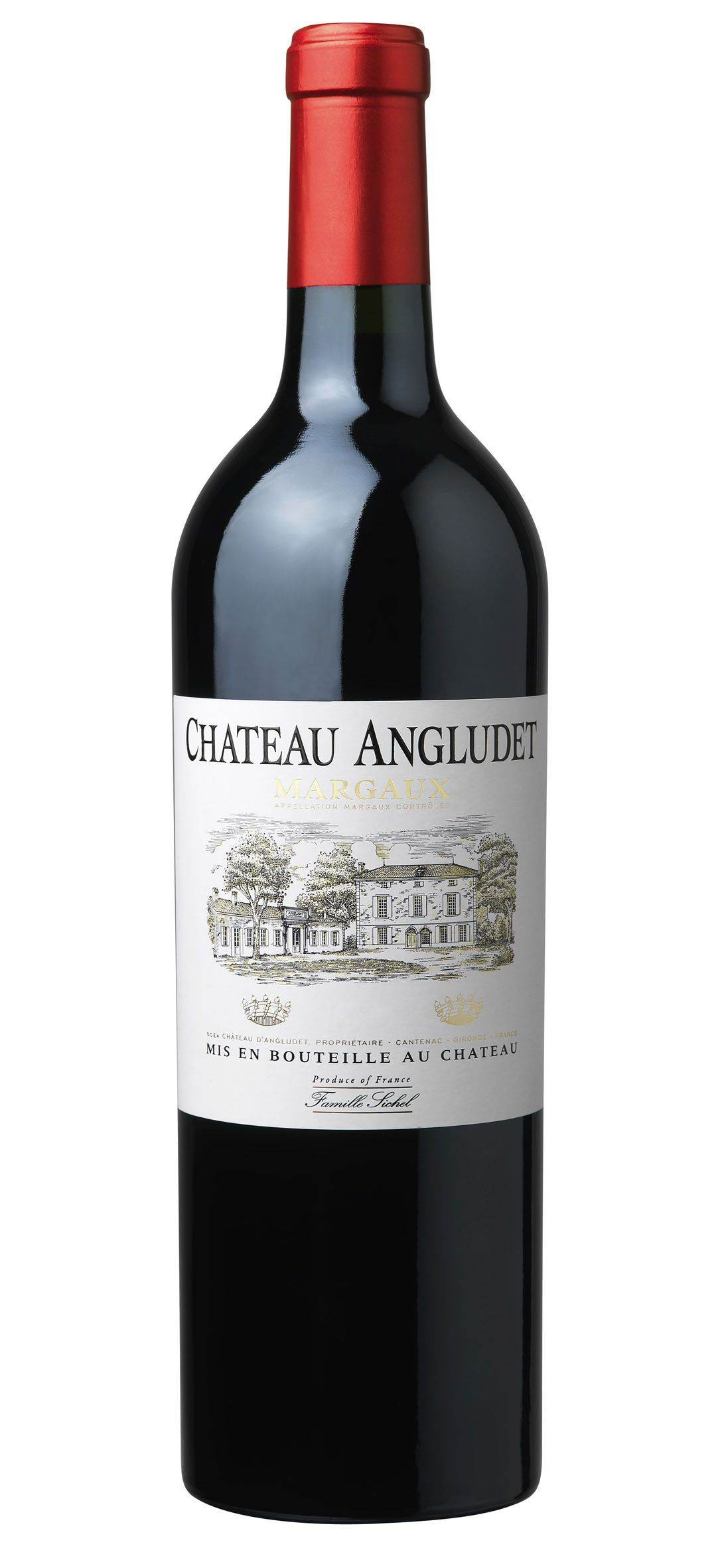 Ch. d'ANGLUDET 09 2009 75cl