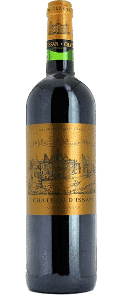 Chateau D'Issan 2008