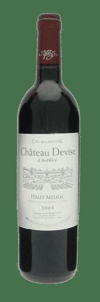 Ch. DEVISE d'ARDILLEY 09 / 10 Cru Bourgeois 2009|2010