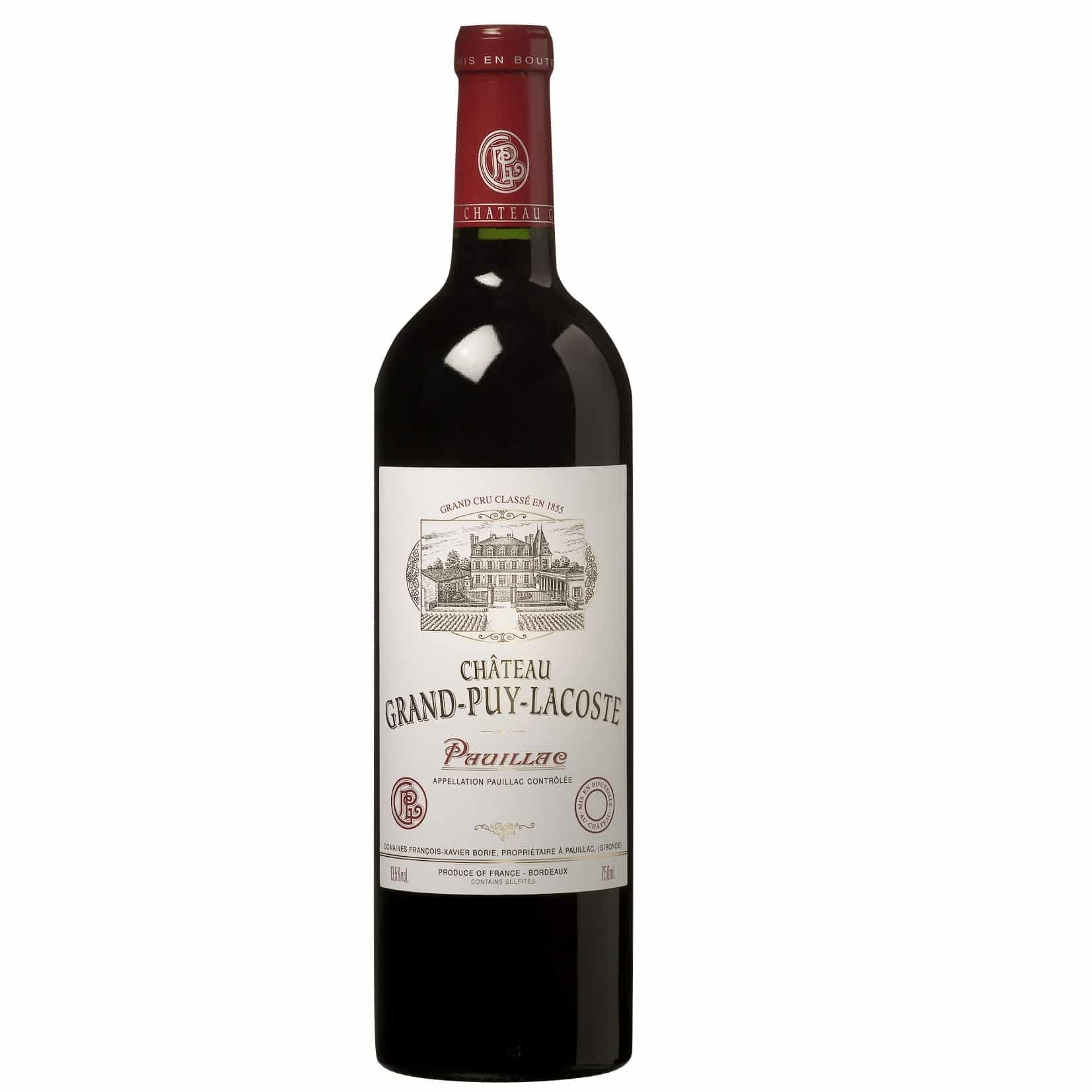 Chateau Grand-Puy Lacoste 2006