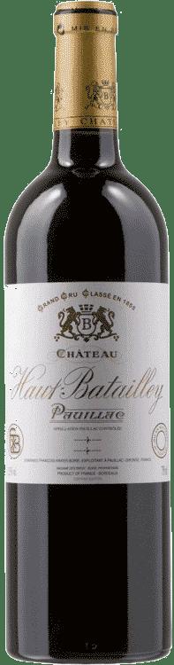 Chateau Haut Batailley 2015