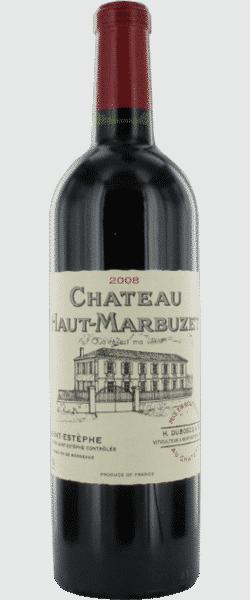 Chateau Haut-Marbuzet 2008