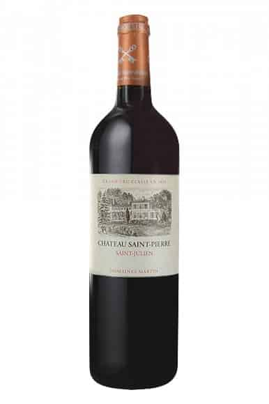 Chateau Saint Pierre 2007