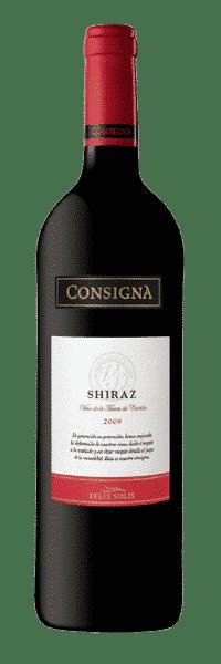 Consigna Shiraz 10 2010