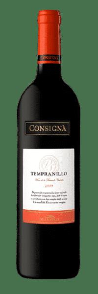 Consigna Tempranillo 10 2010