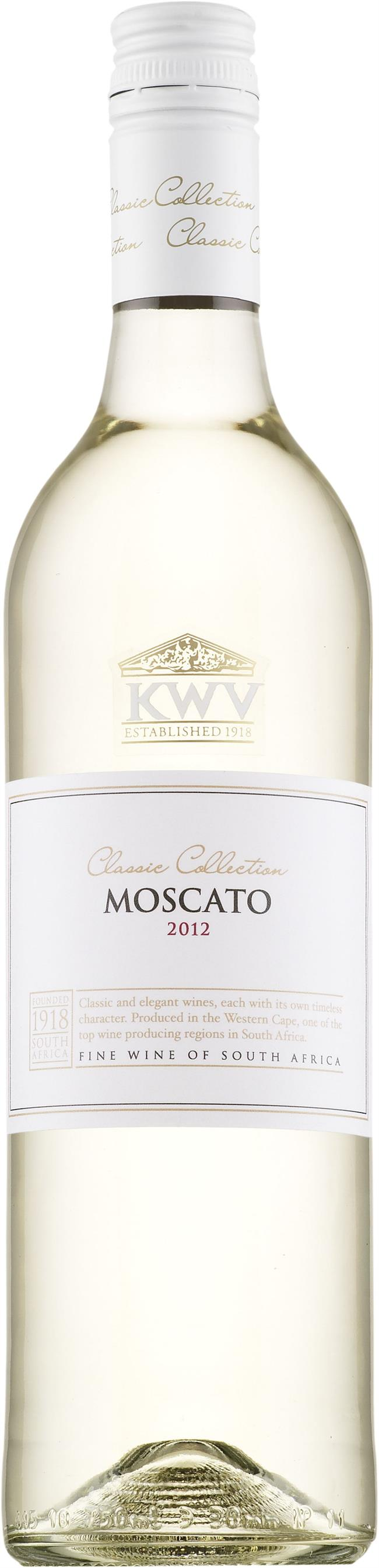 KWV Moscato 13 _ 14 2013_2014 75cl