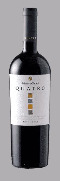 Mont Gras QUATRO Reserva 12 2012