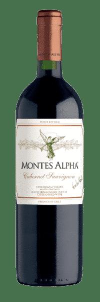 Montes ALPHA Cabernet Sauvignon 11 / 12 2011