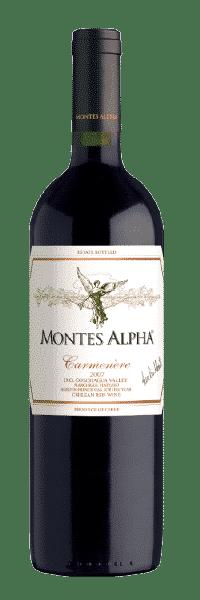 Montes ALPHA Carmenere 11 / 12 2011