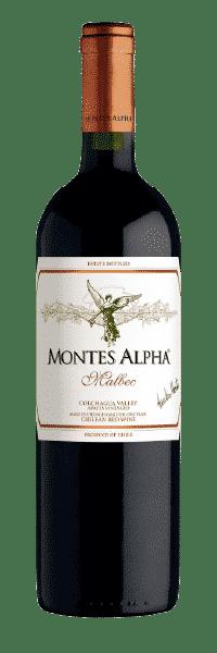 Montes ALPHA Malbec 11 2011