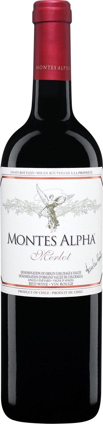 Montes ALPHA Merlot 11 _ 12 2011_2012 75cl
