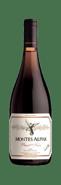 Montes ALPHA Pinot Noir 12 2012