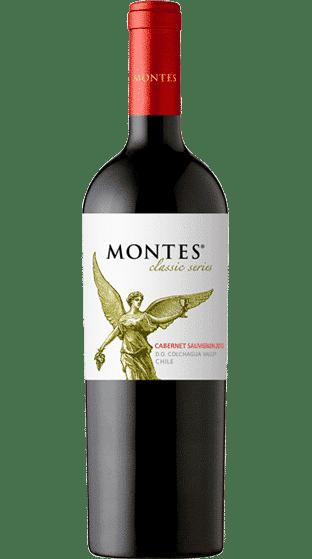 Montes Cabernet Sauvignon Classic Series 12 _ 13 2012_2013 75cl