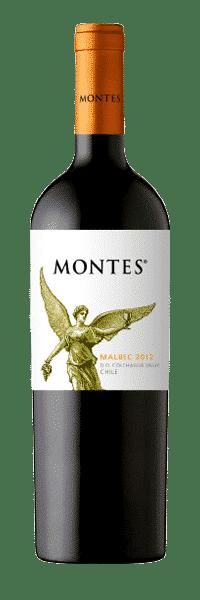 Montes Malbec Classic Series 12 2012