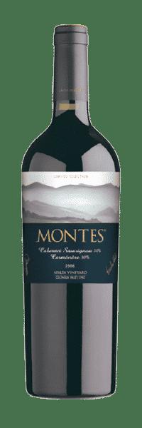 Montes Limited Selection Cabernet Sauvignon Carmenere 12 / 13 2012