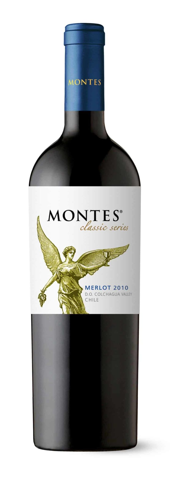 Montes Merlot Classic Series 12 _ 13 2012_2013 75cl