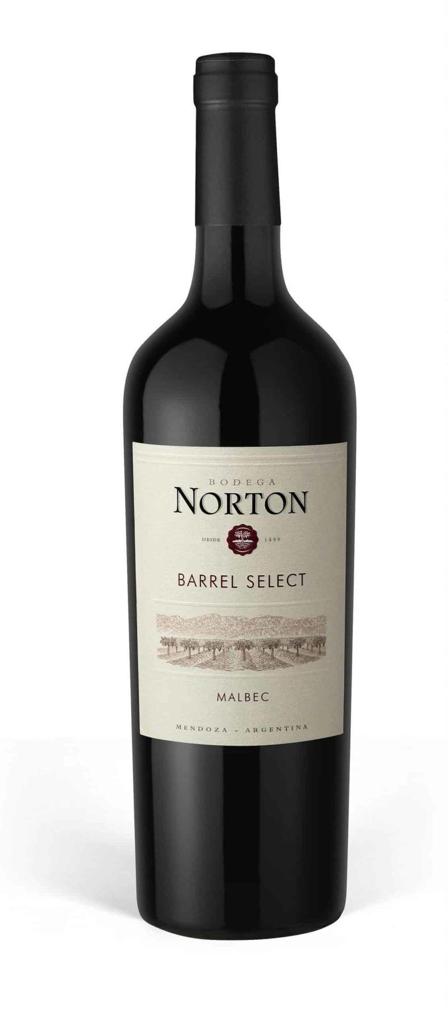 Norton Malbec Barrel Select 2010_2012