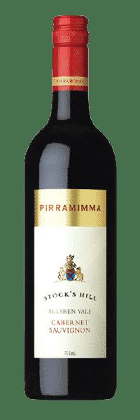 Pirramimma Stock's Hill Cabernet Sauvignon 10 / 11 2010|2011