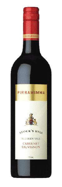 Pirramimma Stock's Hill Shiraz 10 / 11 2010|2011