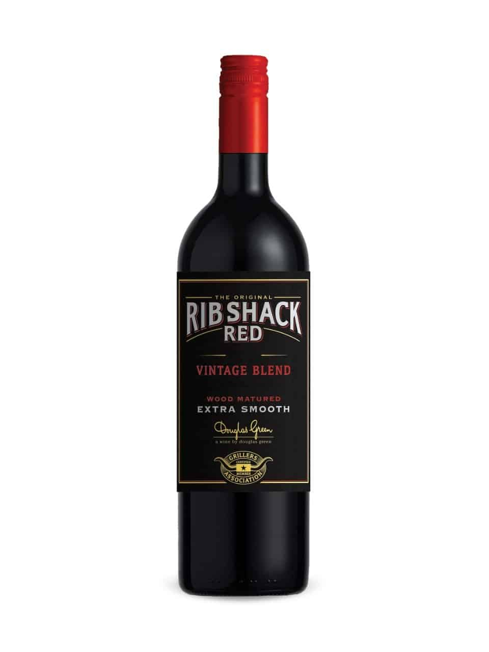 Rib Shack Red Vintage Blend 2013