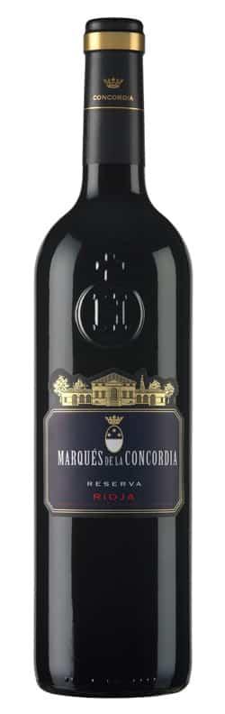 Rioja Tempranillo, Marques de la Concordia