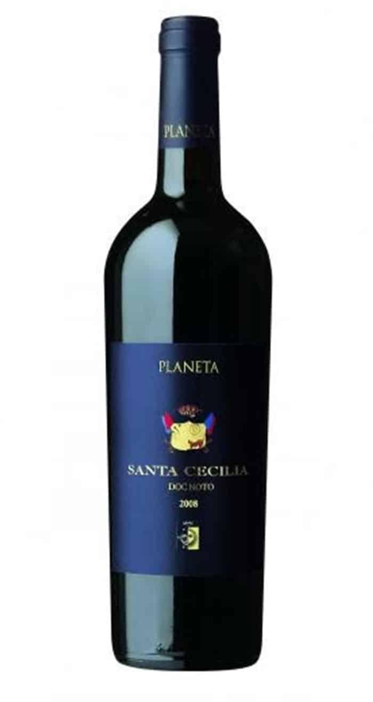 Santa-Cecilia-Rosso,-Planeta