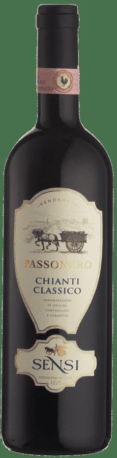 Sensi Chianti Classico Passonero 2009_2010
