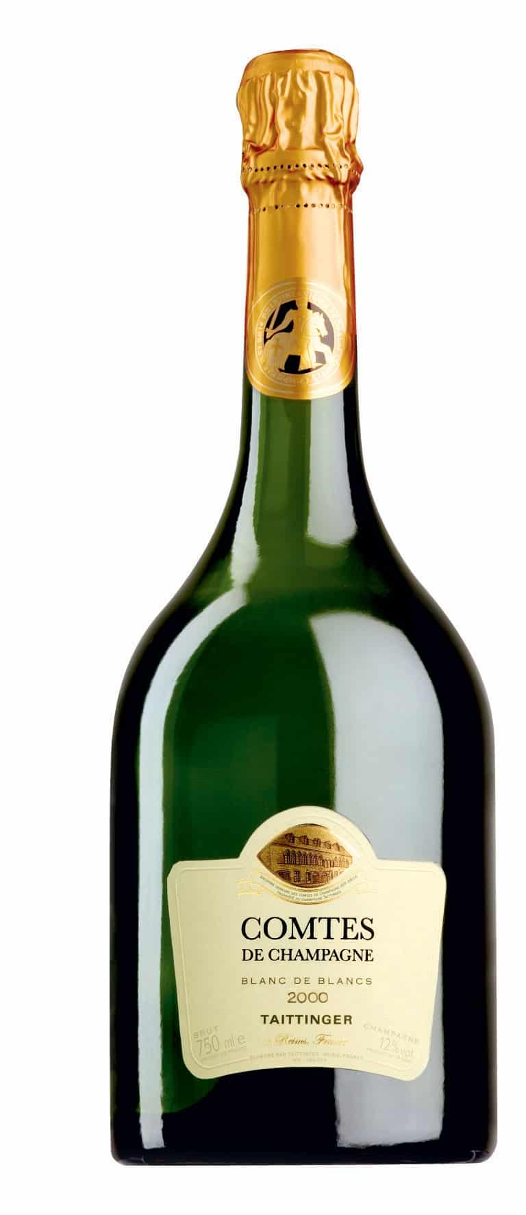 Taittinger Comtes de Champagne 2000