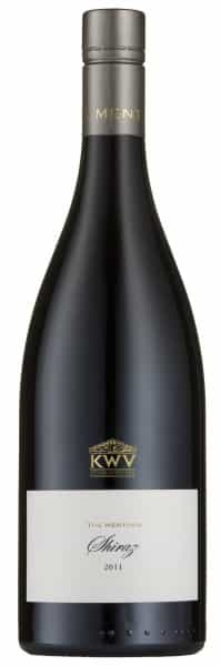 KWV The MENTORS Shiraz 11 / 12 2011