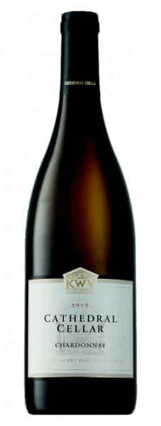 KWV CATHEDRAL CELLAR Chardonnay 10 2012