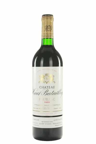 Chateau Haut Batailley 2008
