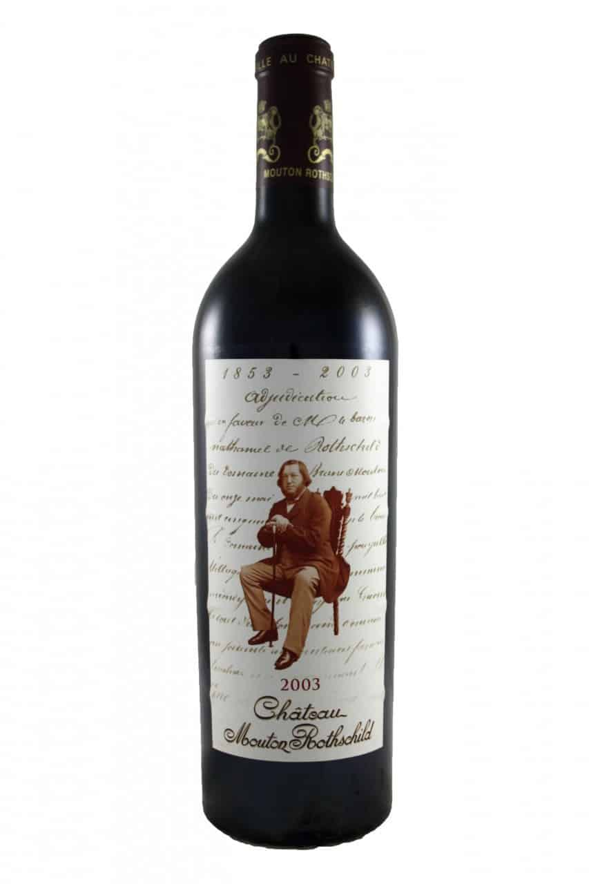Chateau Mouton Rothschild 2003