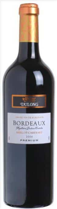 Dulong Bordeaux Sauvignon Premium, AOC Bordeaux 2009|2012