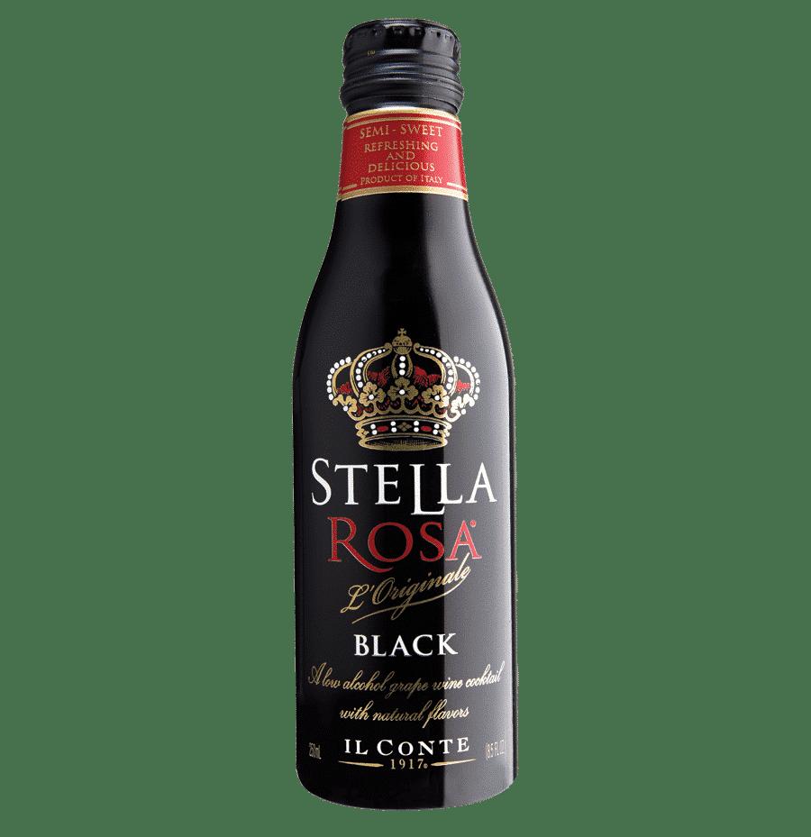 Stella Rosa Black Aluminum