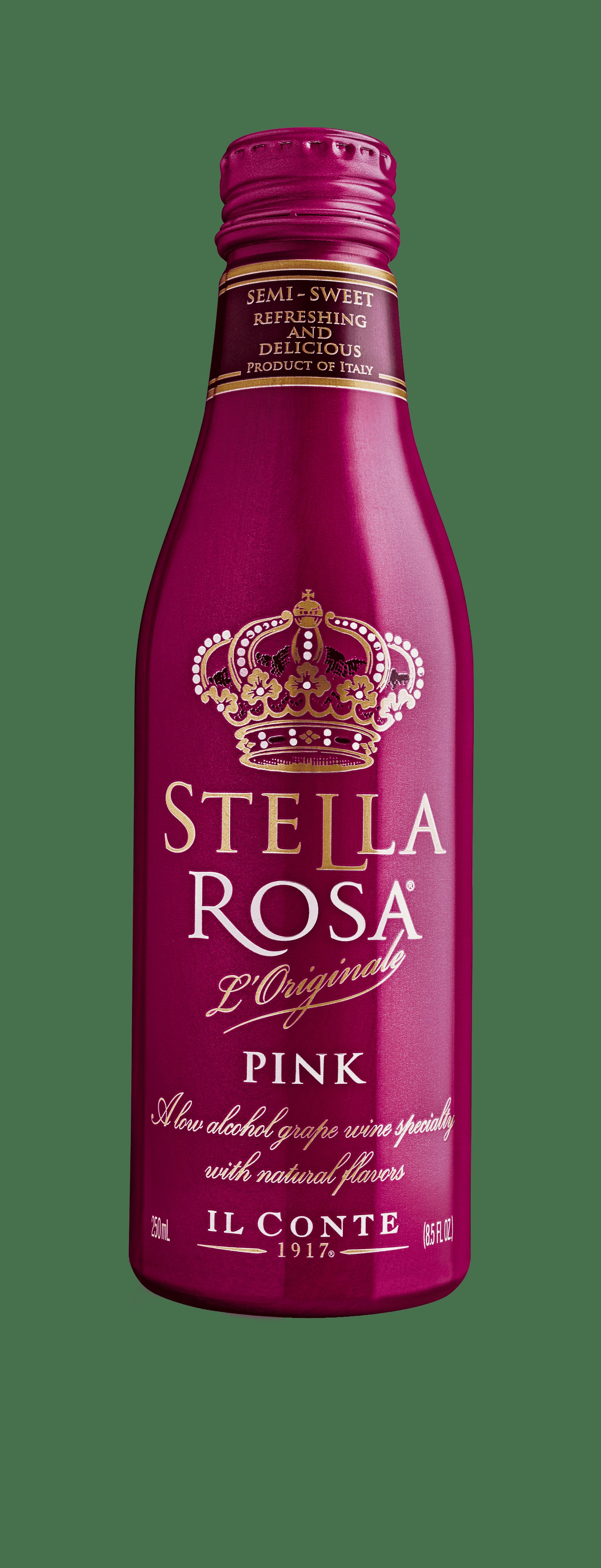 Stella Rosa Pink Aluminum