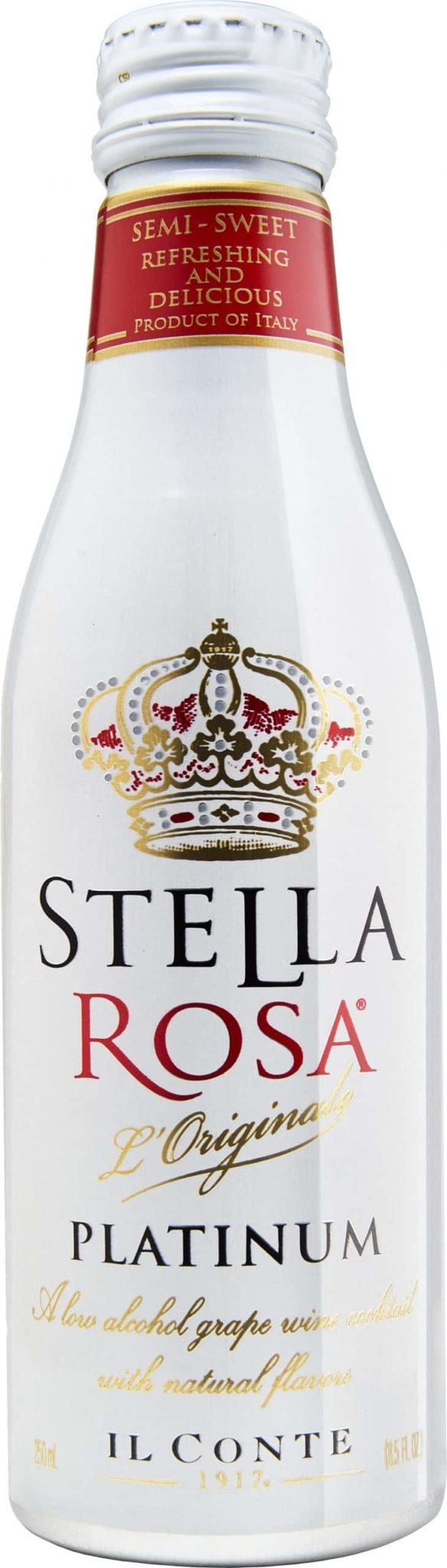 Stella Rosa Platinum Aluminum