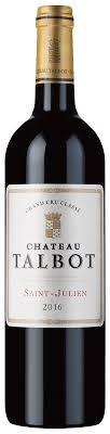 Chateau Talbot 2016
