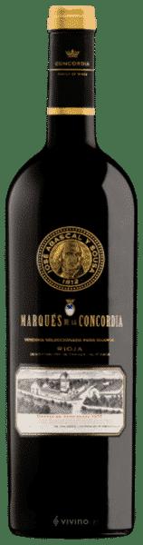 Marqués de la Concordia Hacienda de Súsar 2014