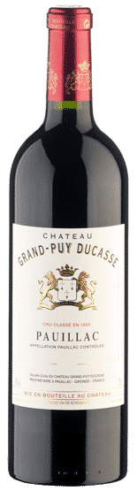 Chateau Grand Puy Ducasse 2016