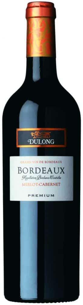 Dulong Bordeaux Merlot-Cabernet Premium