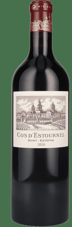 Chateau Cos d'Estournel 2018