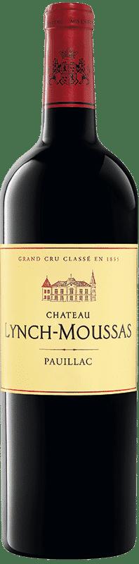 Chateau Lynch Moussas 2016